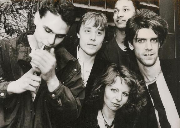 Tysta mari birgitta wistrand ett positivt 1991